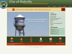 City of Holtville, CA